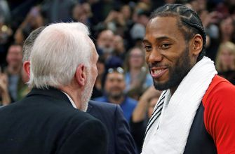 As emotional Spurs fans move on from Kawhi Leonard with boos, DeMar DeRozan gives them a new reason for hope