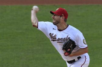 AP study: MLB average salary under $1.3M; Scherzer tops list
