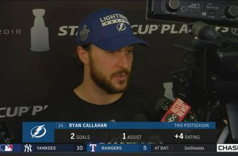Ryan Callahan: Turnovers were a big problem for us tonight