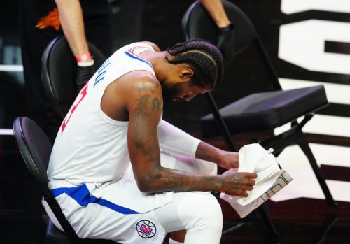 Paul George 'looks pretty tired' while logging heavy minutes during Clippers' playoff run
