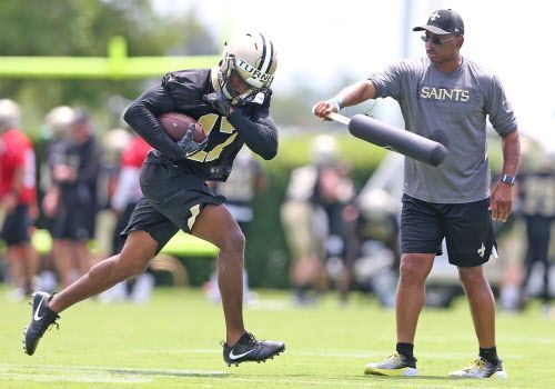 Saints waive WR Paul Turner, clearing room for RB Terrance West