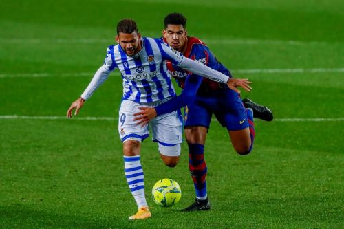 Wolves sign striker Willian José on loan from Real Sociedad
