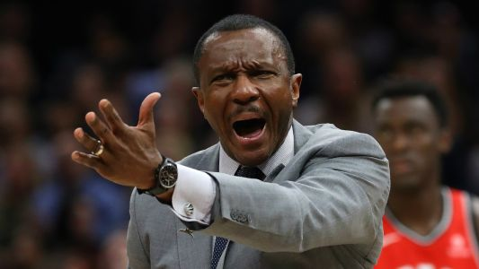 Raptors tweet congrats to recently fired Dwane Casey for Coach of Year candidacy
