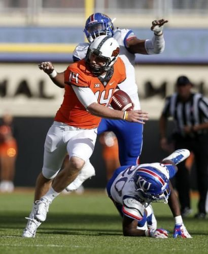 OSU football: Taylor Cornelius is Oklahoma State's 'guy' at quarterback right now. What about come Aug. 30?