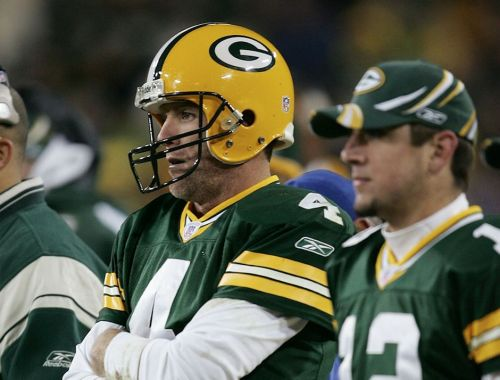 Favre: Aaron Rodgers understands why Favre kept his distance