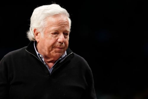Kraft's prosecutors appeal block of massage parlor video