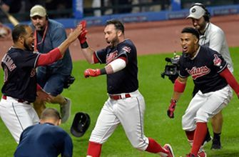 WATCH: Jason Kipnis walks it off with grand slam for 1000th career hit