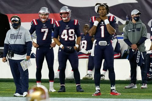 Patriots quarterback Cam Newton 'embarrassed' by ongoing struggles