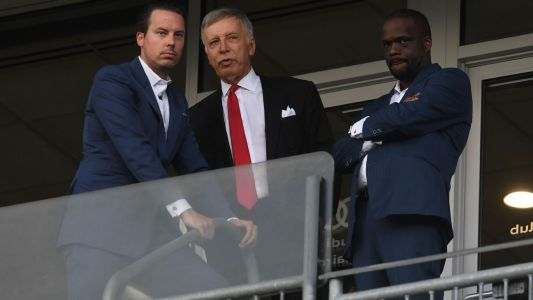 Arsenal spending not about fan unrest - Kroenke