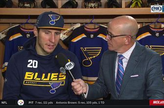 Steen on Blues' late game woes: 'It's got to turn quick'