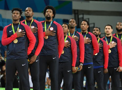 US men's basketball roster still expected to be gold standard, even with uncertain availability