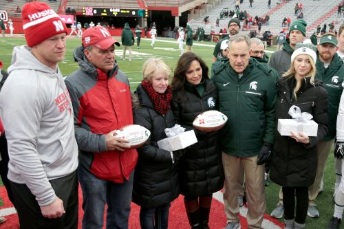 3 FGs in 4th quarter carry Nebraska to 9-6 win over Spartans