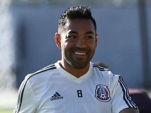 Mexico national team once again a refuge for struggling Marco Fabian