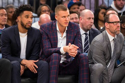 The Porzingis silver lining in Knicks' weekend to forget
