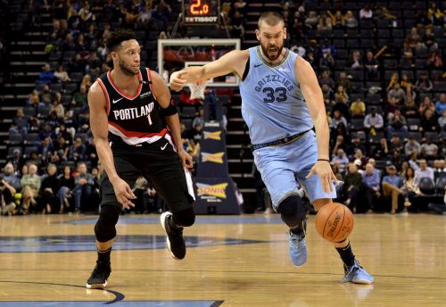 Conley leads late rally as Grizzlies defeat Portland 92-83