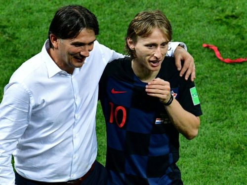 Croatia can settle a 20-year-old score against France - Dalic