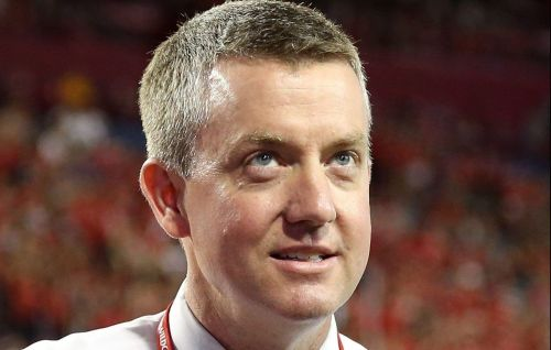 Despite family ties, Alabama AD Greg Byrne denies contact with open Texas A&M gig