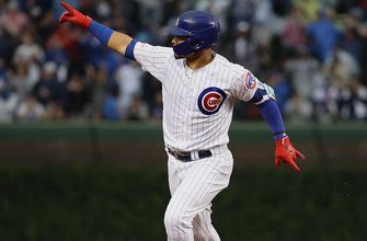 Willson Contreras has huge offensive day against cross-town rival