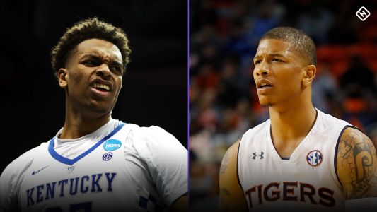 Kentucky vs. Auburn: Time, TV channel, how to watch SEC showdown