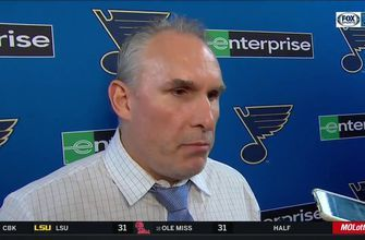 Berube: 'We played a heck of a game, deserved better'