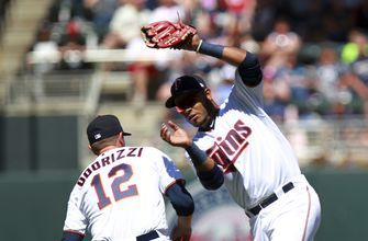 Morrison's two-run double sends Twins past Brewers 3-1