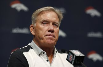 Broncos kick off NFL training camps with Sanders on board