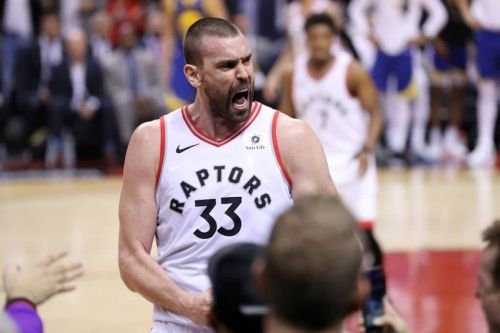 Marc Gasol Exercises 2019-20 Player Option With Raptors