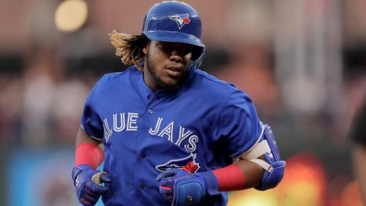 Blue Jays encouraged by Guerrero Jr.'s early off-season conditioning