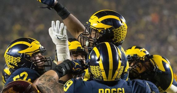 5 reasons Michigan will make the College Football Playoff in 2018