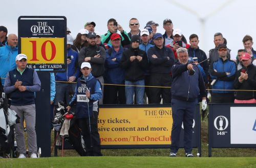 Emotional and proud, Clarke welcomes Open back to Portrush