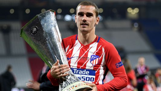 Griezmann not interested in transfer talk after Europa League heroics