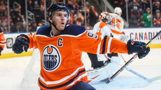The Buzzer: Michael Houser shines again for Sabres; McDavid closes in on 100