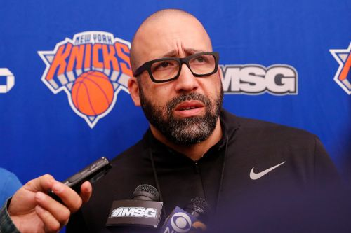 David Fizdale fired by Knicks in 'sickening' ending