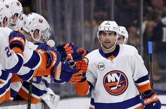 Islanders, winger Jordan Eberle agree to $27.5M, 5-year deal