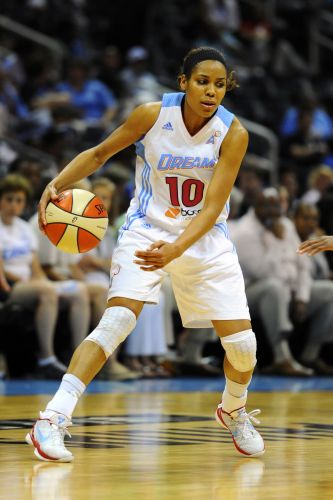 76ers hire former WNBA star Lindsey Harding as full-time scout