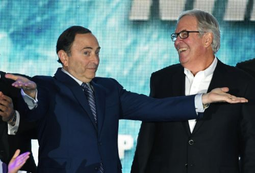 Boos, chocolate bars, 'a lot of dents' and very little sleep: Inside Gary Bettman's nonstop reign as NHL commissioner