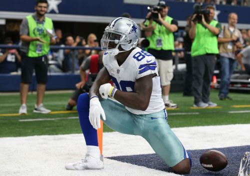 Dez Bryant throws apparent shade after Dallas Cowboys part with Scott Linehan