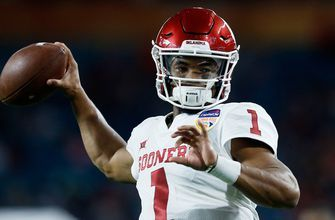 Cris Carter encourages Kyler Murray to pursue a NFL career over baseball