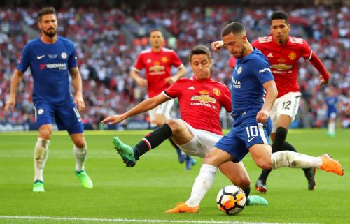 FA Cup: Chelsea, Man Utd set to battle for last QF place