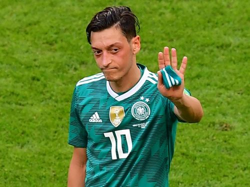 Ozil right to retire from Germany after disgraceful treatment