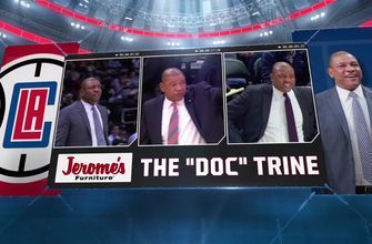 Doc Rivers talks about how Clippers can get back on track & the UCLA coaching search on the DOCtrine