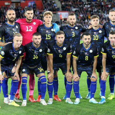Belgium stay top, Kosovo reach record high