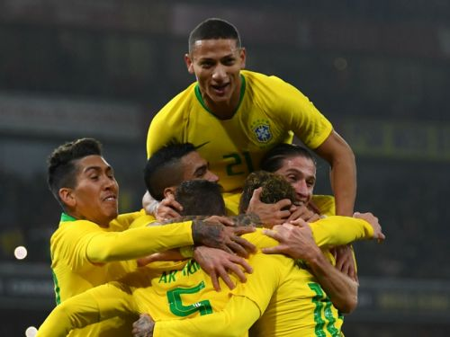 'I want to be at the Copa America' - Richarlison