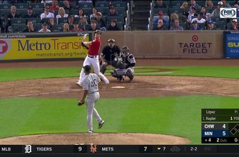 WATCH: Max Kepler posts monster night against White Sox