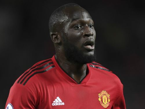 Man Utd ace Lukaku in contention for derby after returning to training