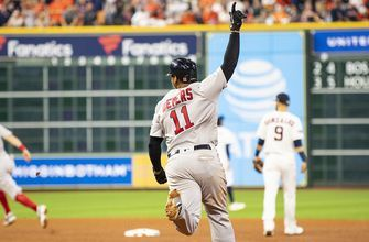 Rafael Devers blasts 3-run home run as Boston defeats Houston 4-1 to advance to World Series