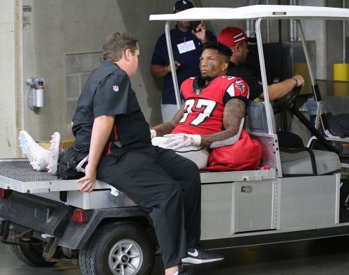 Falcons' Ricardo Allen out for season with torn Achilles