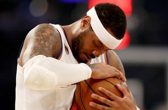 Carmelo Anthony is getting his NBA swan song