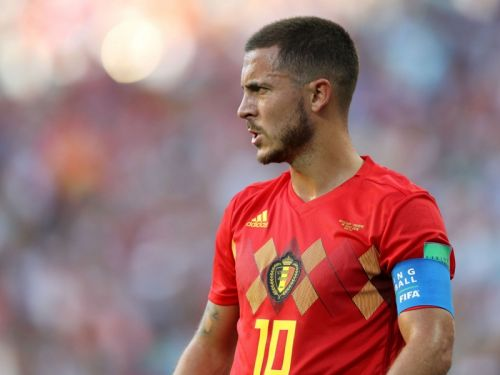 'Hazard may be ready for something different' - Belgium boss Martinez fuels Real Madrid rumours
