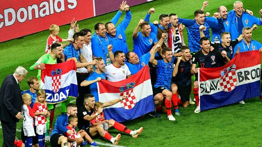 World Cup 2018: 10 reasons it's Croatia and France in the final